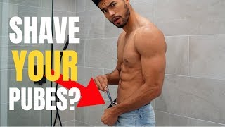 6 Reasons ALL Men Should Shave Their Pubes | Health Benefits Of Shaving Your Pubes