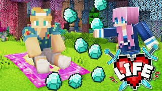I SCAMMED LDSHADOWLADY out of DIAMONDS! | Minecraft X Life #26