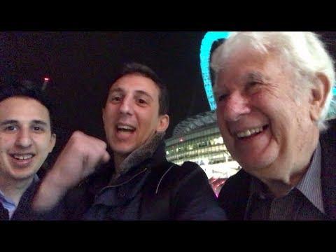 Tottenham 3 Borussia Dortmund 1 | Champions League Off To A Flyer! | Match-day Vlog