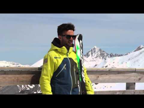 Nordica Dobermann Spitfire Ti Evo 2015/16 - Slopeside Ski Review