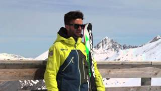 Nordica Dobermann Spitfire Ti Evo 2015/16 - Slopeside Ski Review