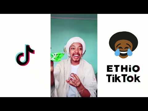Ethiopian funny tiktok videos: Ethiopian Comedy