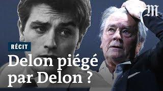 Alain Delon : une star piégée par son personnage ?