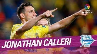 Jonathan Calleri ficha por el Deportivo Alavés