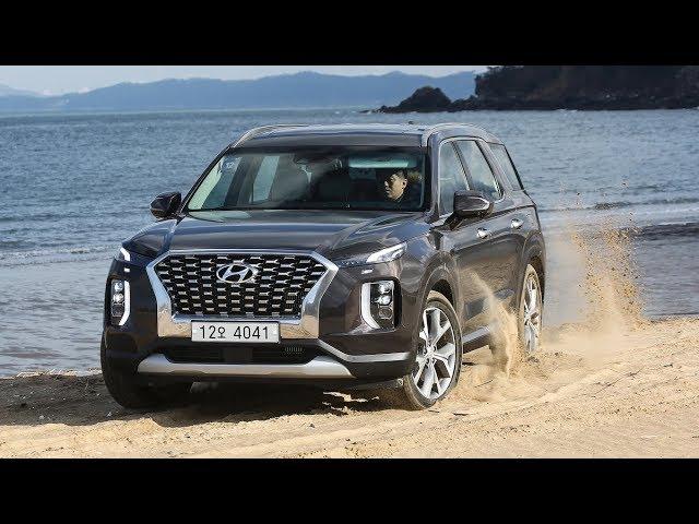 2020 Hyundai Palisade - OFF-ROAD test-drive full three-row SUV !!