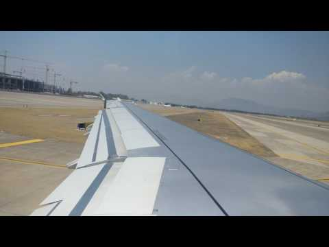 A321 Taxi & Takeoff from Dalaman Airport