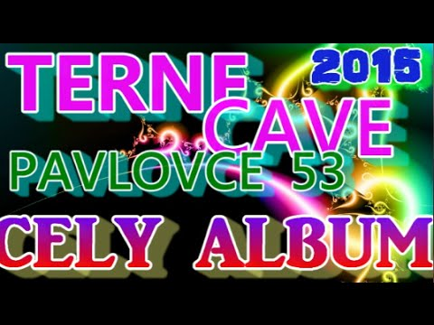 TERNE CAVE PAVLOVCE 2015  - CELY ALBUM