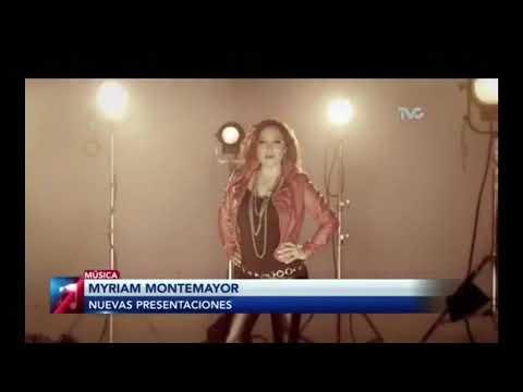 Myriam en TVC Noticias