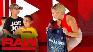 wwe-universe-members-superstar-impressions-raw-exclusive-sept-16-2019
