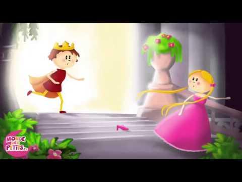 Cendrillon youtube - Dessin anime cendrillon 2 ...