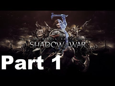 Middle-Earth Shadow of War : A new ring of power!!! Part 1