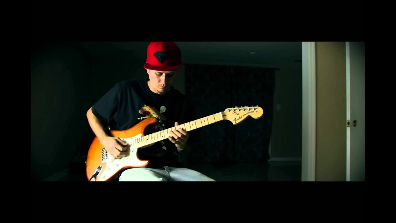 Justin Bieber All That Matters Guitar Cover Youtube