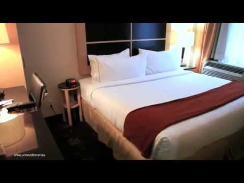 Holiday Inn Express New York City Wall Street (2703) - Unravel Travel TV