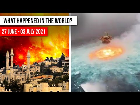 NATURAL DISASTERS this week from 27 june - 03 july 2021 Climate changе! disasters 2021 flood