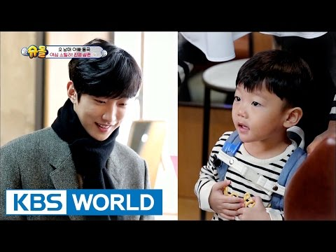 Date with B1A4 Jinyoung! [The Return of Superman / 2017.03.05]