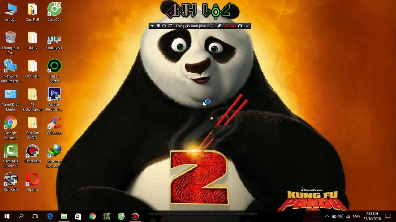 Huớng dẫn cài đặt FULL màn hinh khi chơi Game Đột Kích Trên [ Windows 10 ]