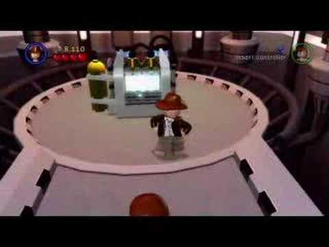 Lego star wars complete saga indiana jones gameplay youtube - Croiseur interstellaire star wars lego ...