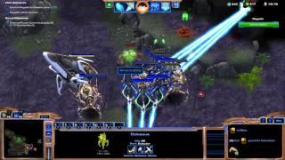 StarCraft II Termination Protocols on Brutal