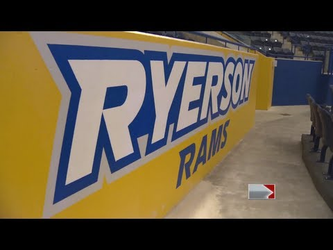 Ryerson University debuts new athletics centre [Maple Leaf Gardens]