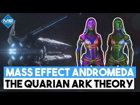 The Quarian Ark - Mass Effect Andromeda Theory