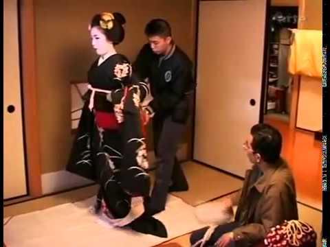Geisha, le crépuscule des fleurs
