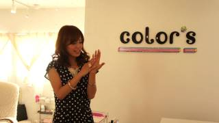 Ray専属読モ☆山田桃子ちゃんがcolor's pinkへ http://ameblo.jp/rosy-lip/
