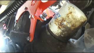 видео Перенос генератора на верх 21214