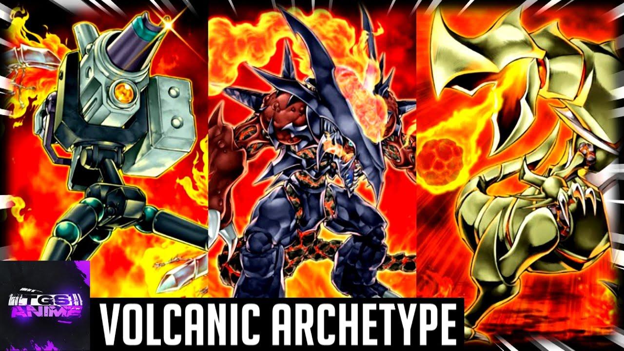 Yu-Gi-Oh! Trivia - Volcanic Archetype