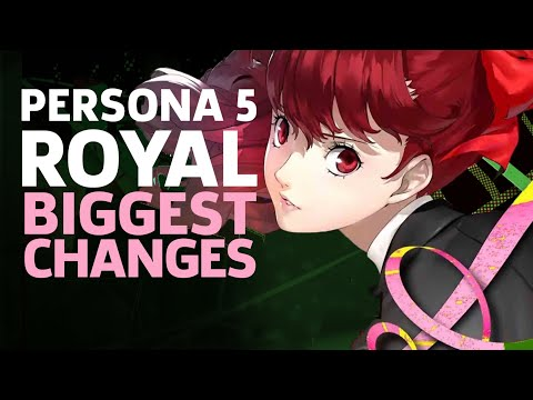 The Biggest New Changes In Persona 5 Royal