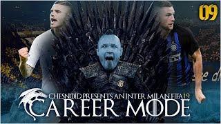 FIFA 19   Inter Milan Career Mode Ep9 - DESTINATION DORTMUND!!