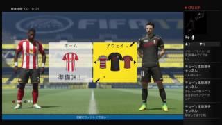 群雄割拠のプレミアリーグに殴り込む FIFA17 サンダーランドキャリア実況 #1 thumbnail
