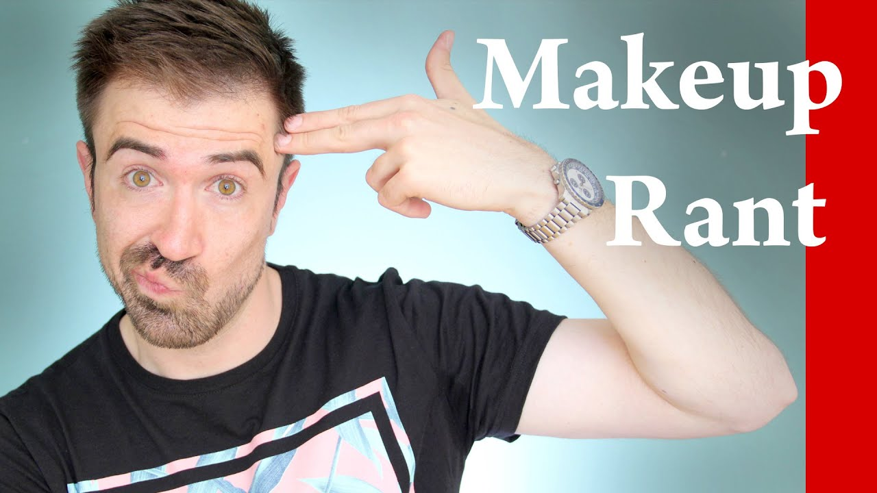 Why WEARING MAKEUP IS WRONG - Makeup Rant - Why not to cover ACNE