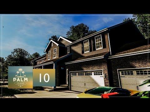 Cities Skylines: Palm Island — EP10 — American Suburbs