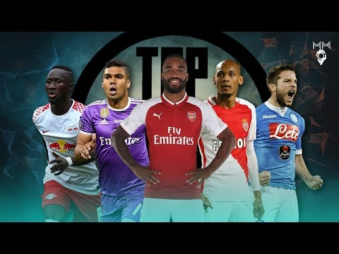 Top 10 Breakthrough Players In Football 2017 ● HD