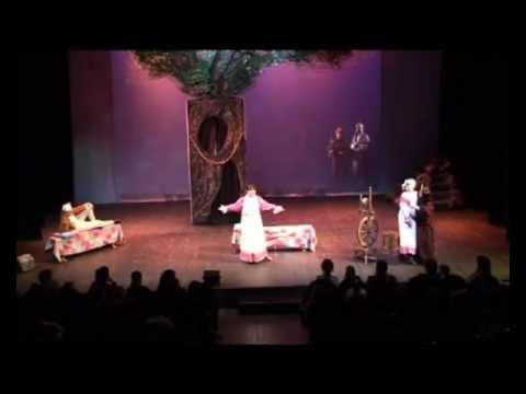 Сказка о царе Салтане в театре на Басманной