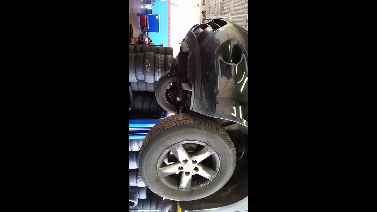 2017 Nissan Rogue Shaking And Vibrating Terribly When Put In Drive