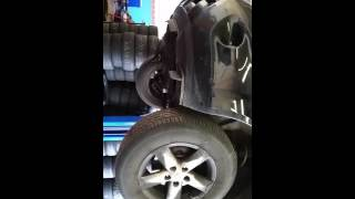 2012 Nissan Rogue shaking and vibrating terribly when put in drive