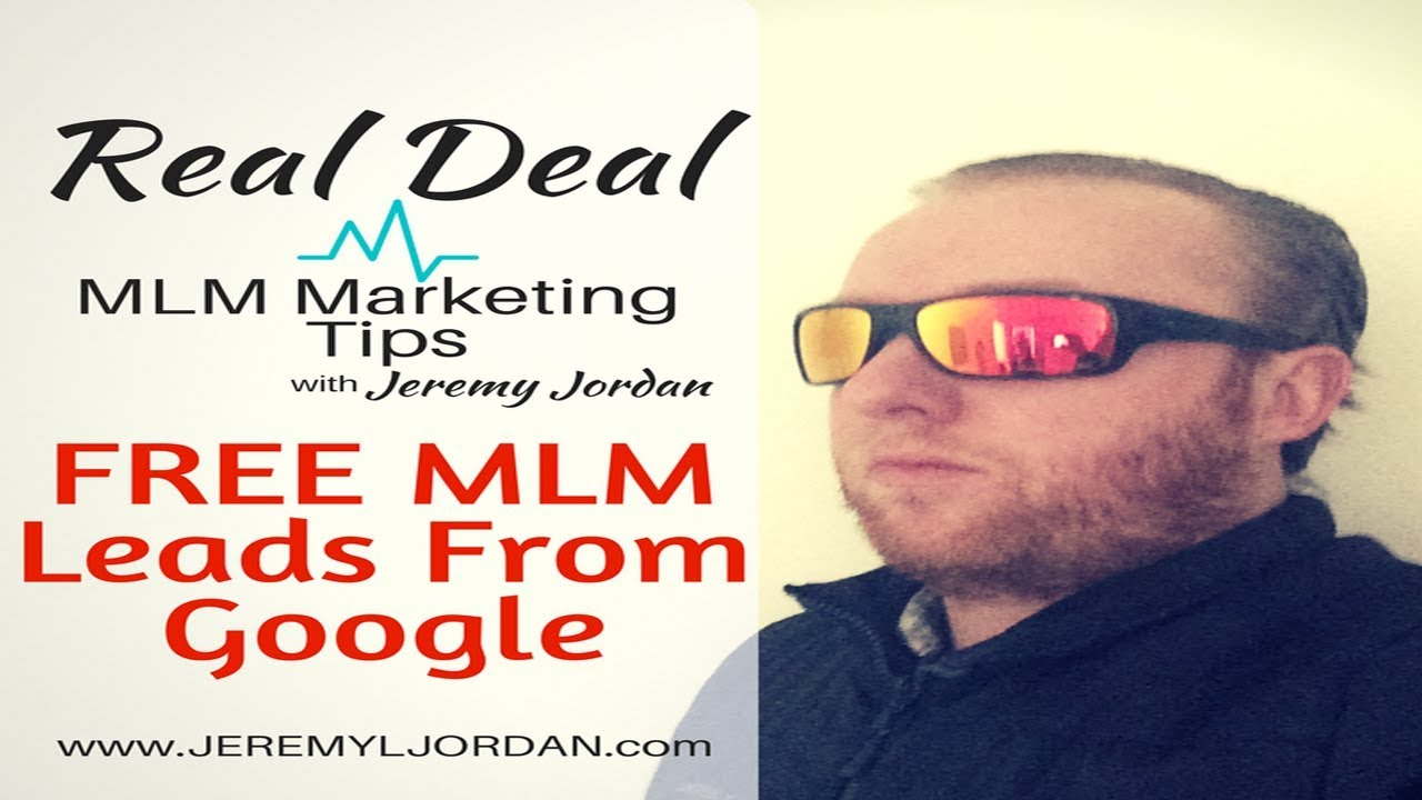 Free Mlm Leads For Your Home Based Business From Google