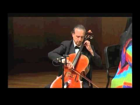 Mendelssohn Cello Sonata no  2 in D Major, I. Allegro assai