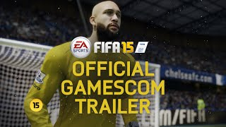 FIFA 15 | Official Gameplay Trailer | Next Gen Goalkeepers