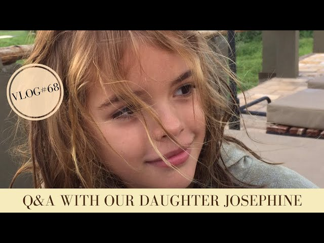 Q&A with our daughter Josephine | Question & Answer | Makasa Tanzania Safari | VLOG #68