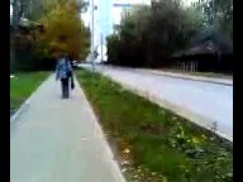 Видеодневник Пашки и Лёшки серия 8
