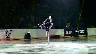 Kamila Valieva Камила Валиева Девочка на шаре 14 04 2021 Шоу Чемпионы на льду Санкт Петербург