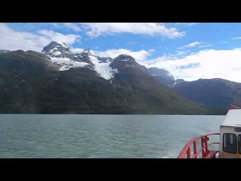 A day trip to Bernard O'Higgins National Park and it's many glaciers.