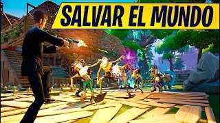 """FORTNITE: Story Mode """"SAVE THE WORLD"""" #2"""