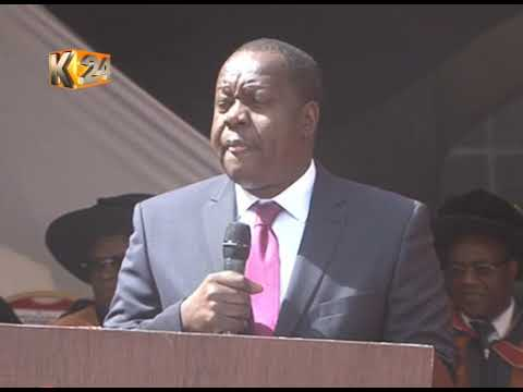 CS. Matiang'i warns universities operating under letters of interim