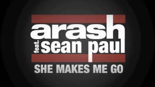 Скачать Arash Feat Sean Paul She Makes Me Go