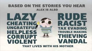 """Alex"": A story about Greece's international image crisis"