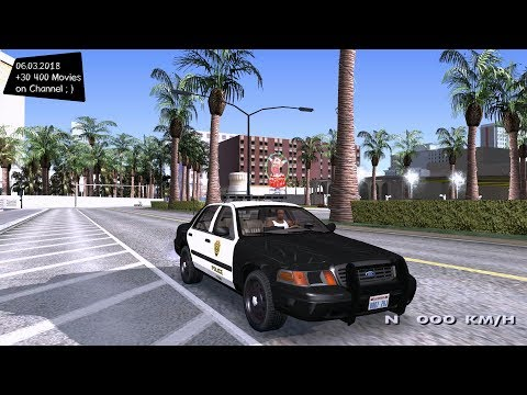 Full Download] Grand Theft Auto San Andreas Ford Crown