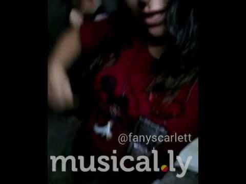 Una Lady Como Tu - Estefania Saavedra (Musicaly)